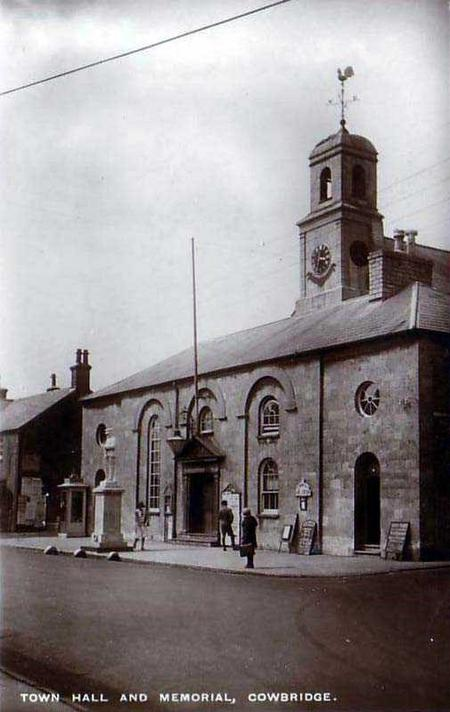 Cowbridge War Memorial