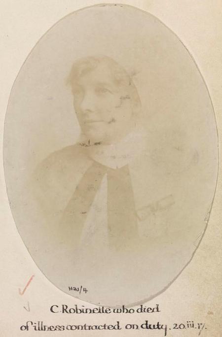 Profile picture for Caroline Amelia Robinette