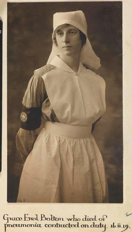 Profile picture for Grace Errol Bolton