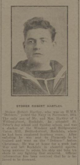 Profile picture for Robert Hartley