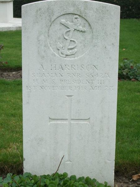 Profile picture for Arthur Harrison