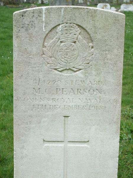 Profile picture for Mabel Caroline Pearson