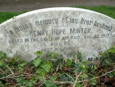 Henry Hope Minter.