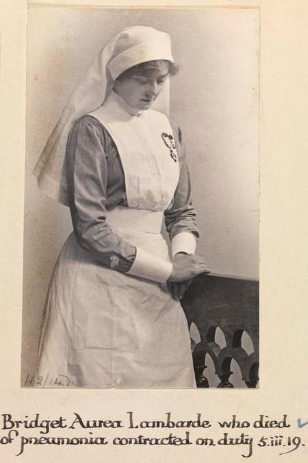 Profile picture for Bridget Aurea Theresa Lambarde