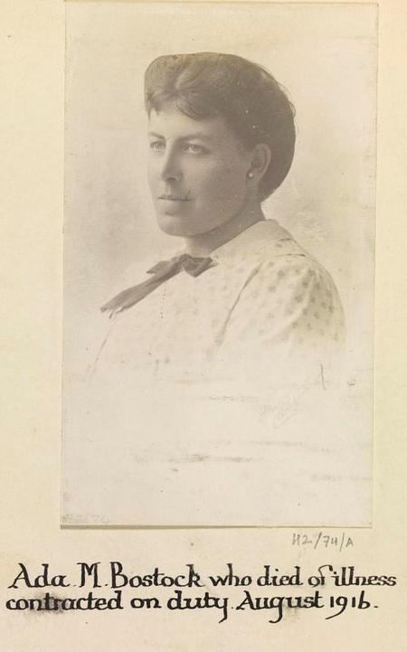 Profile picture for Ida Marion Bostock