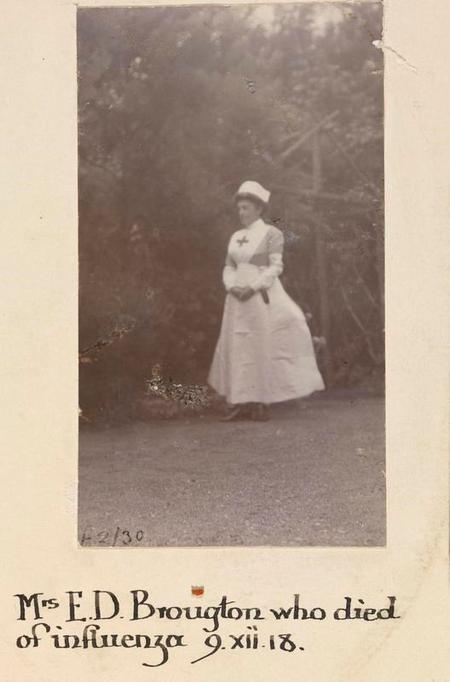 Profile picture for S Edith Delves Broughton