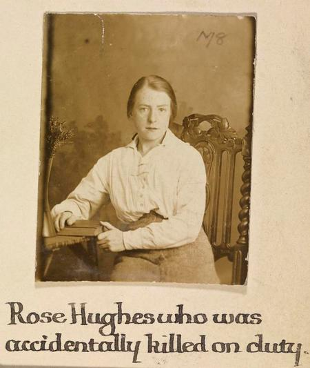 Profile picture for Rose Hughes