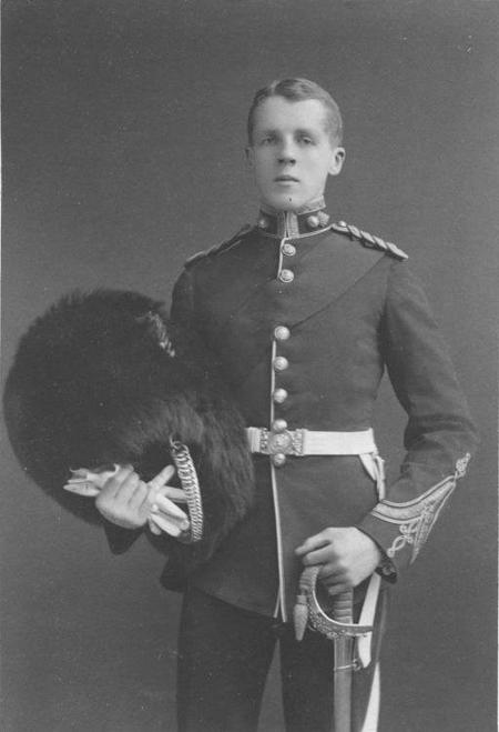 Profile picture for Cecil George Leslie