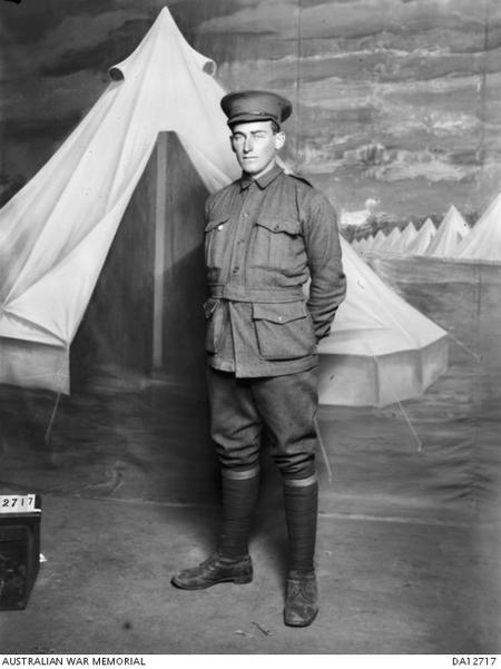Profile picture for Albert Herbert Arthur Burden