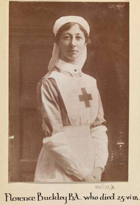 Profile picture for Florence Buckley, B.a.