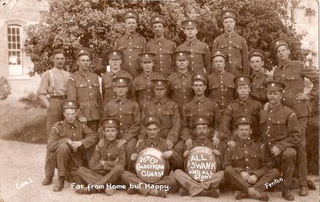 Frederick Richardson & colleagues - pre-war