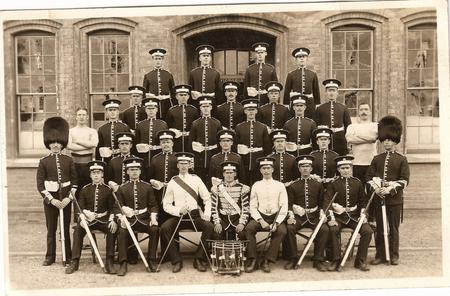 Frederick Richardson & colleagues - formal photo