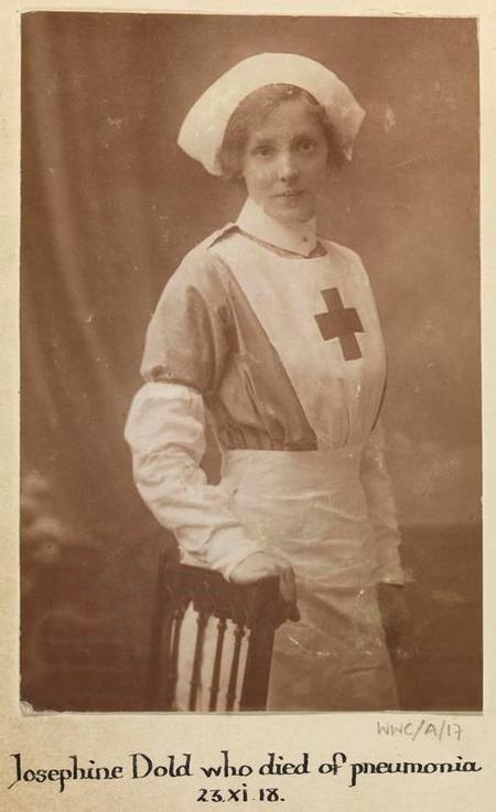 Profile picture for Josephine Dold