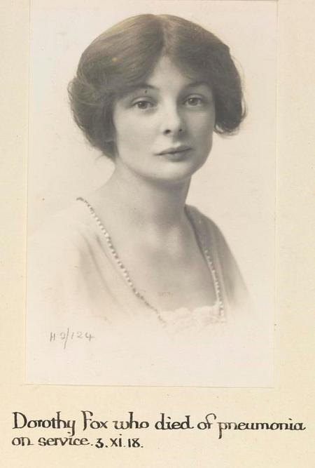 Profile picture for Dorothy Fox