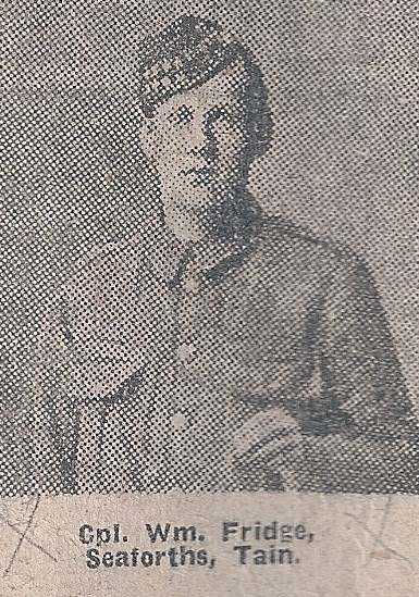 Profile picture for William Fridge