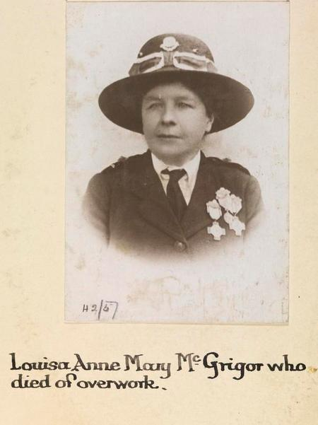 Profile picture for Louisa Anne Mary Mcgrigor