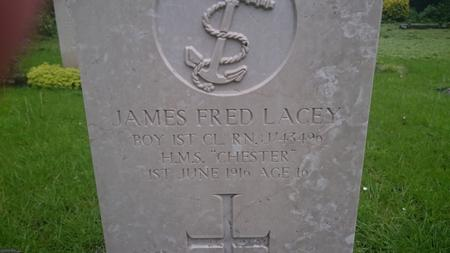 Profile picture for James Fred Lacey