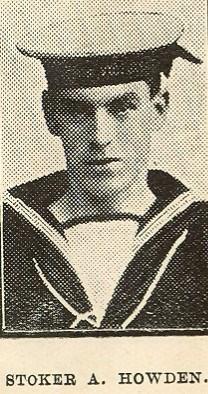 Profile picture for Arthur Howden