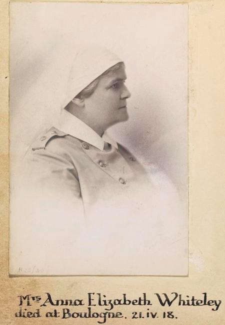 Profile picture for Anna Elizabeth Whitely