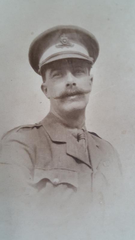 Profile picture for Charles Francis Hutchings