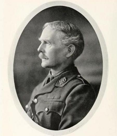Profile picture for Francis Henry Lancelot Errington