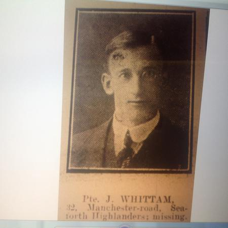 Profile picture for John Whittam
