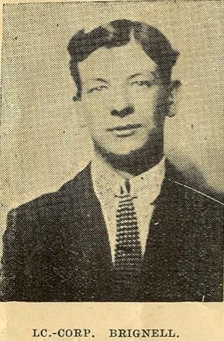 Profile picture for Edgar Douglas Greenfield Brignell