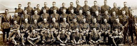 The Royal Berkshire Regiment, 8th Battalion.