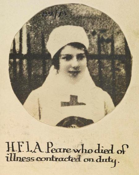 Profile picture for Hilda Florence Letitia Anna Peare