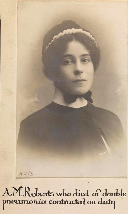 Profile picture for Alexandra Mary Roberts