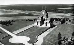 Thiepval Memorial to the Missing, Somme France