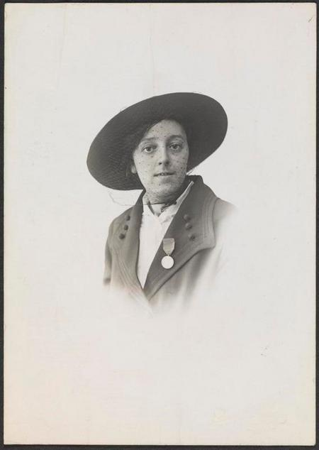 Profile picture for Maud Fisher