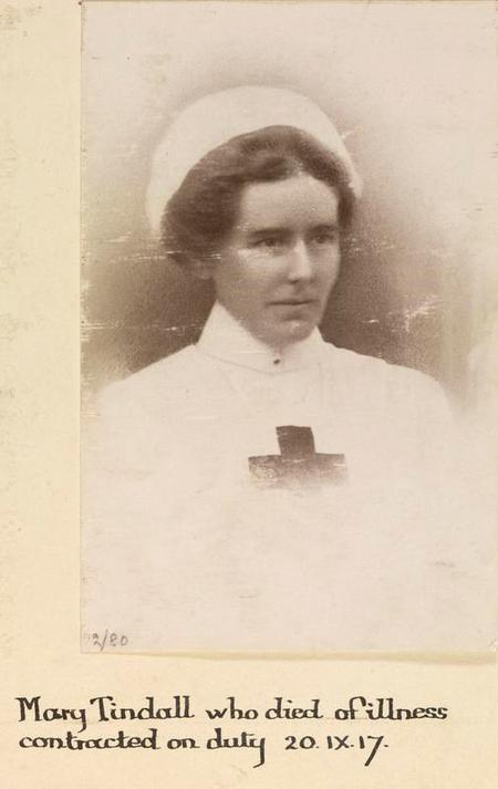 Profile picture for Mary Gertrude Tindall