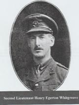 Profile picture for Henry Egerton Whitgreave