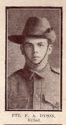 Profile picture for Frederick Arthur Dyson