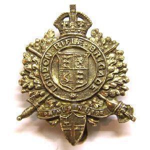 LRB cap badge