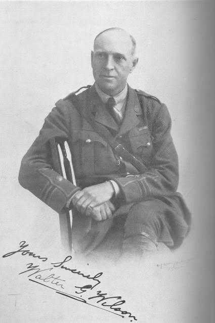 Profile picture for Walter Gordon Wilson