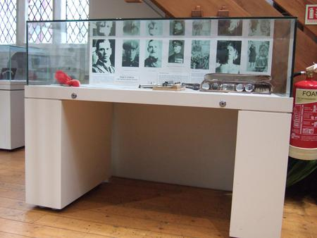 Display at Penrith Museum