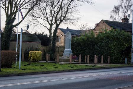 South Hiendley Memorial