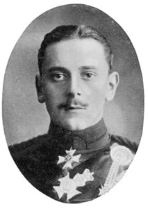Profile picture for His Highness Prince Maurice Victor Donald Battenberg
