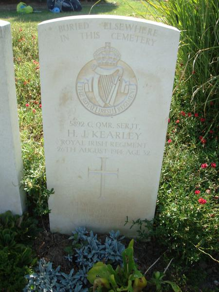 Profile picture for Herbert Joseph Kearley