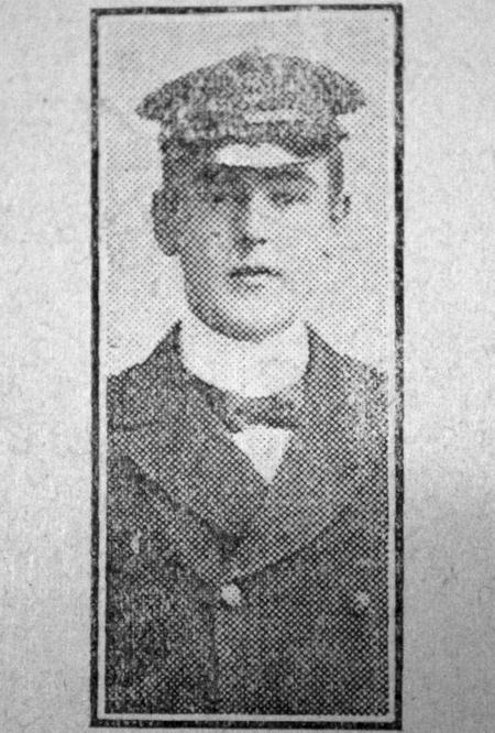 Profile picture for Ernest Darwin