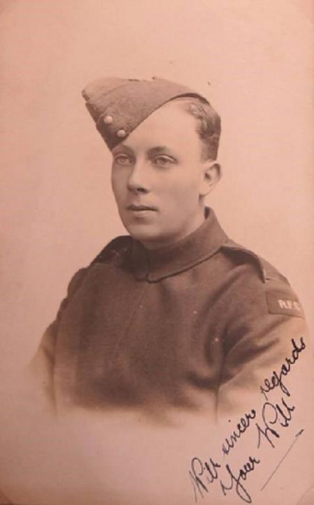 Profile picture for William Frederick George Aldridge