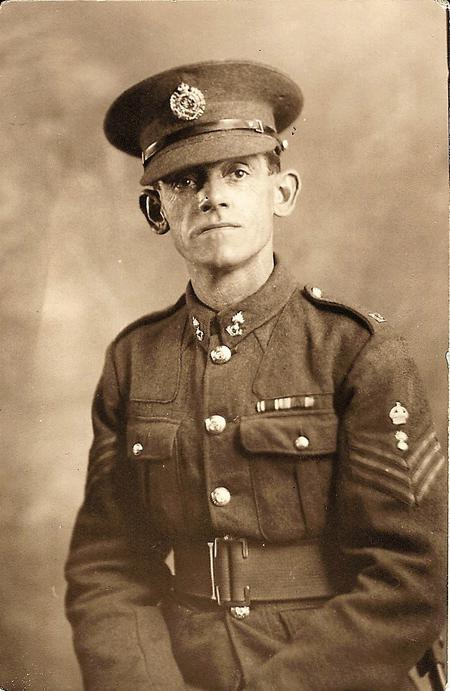 Profile picture for George William John Mafeking Arnold