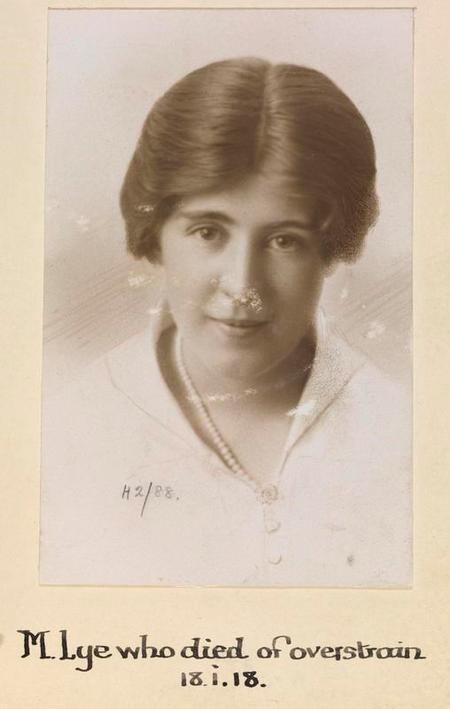 Profile picture for Marjorie Lye