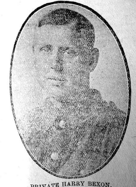 Profile picture for Harry Bexon