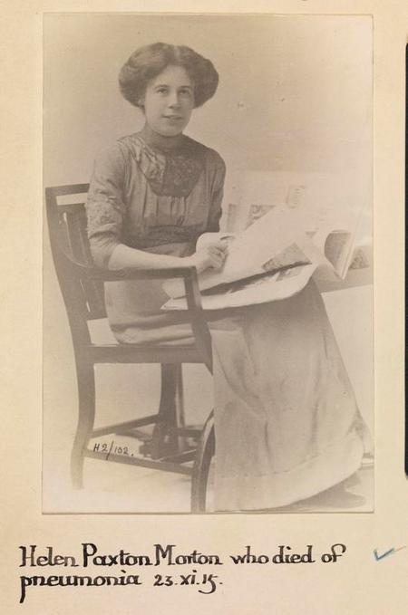 Profile picture for Helen Paxton Morton