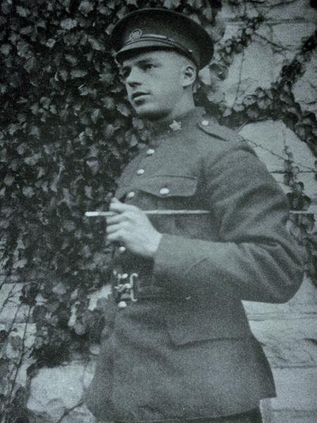 Portrait of P.D.S.Broad