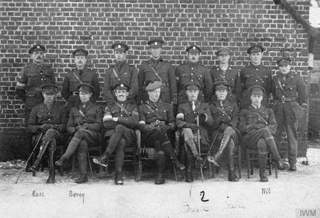 War Poets in the First World War