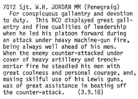 Profile picture for William Horace Jordan